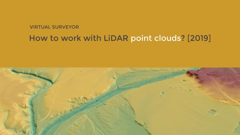 Tutorial videos on Virtual Surveyor